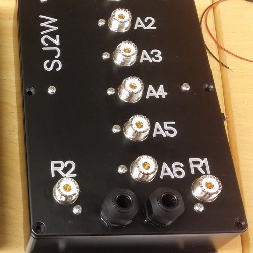 6x2 antenna switch